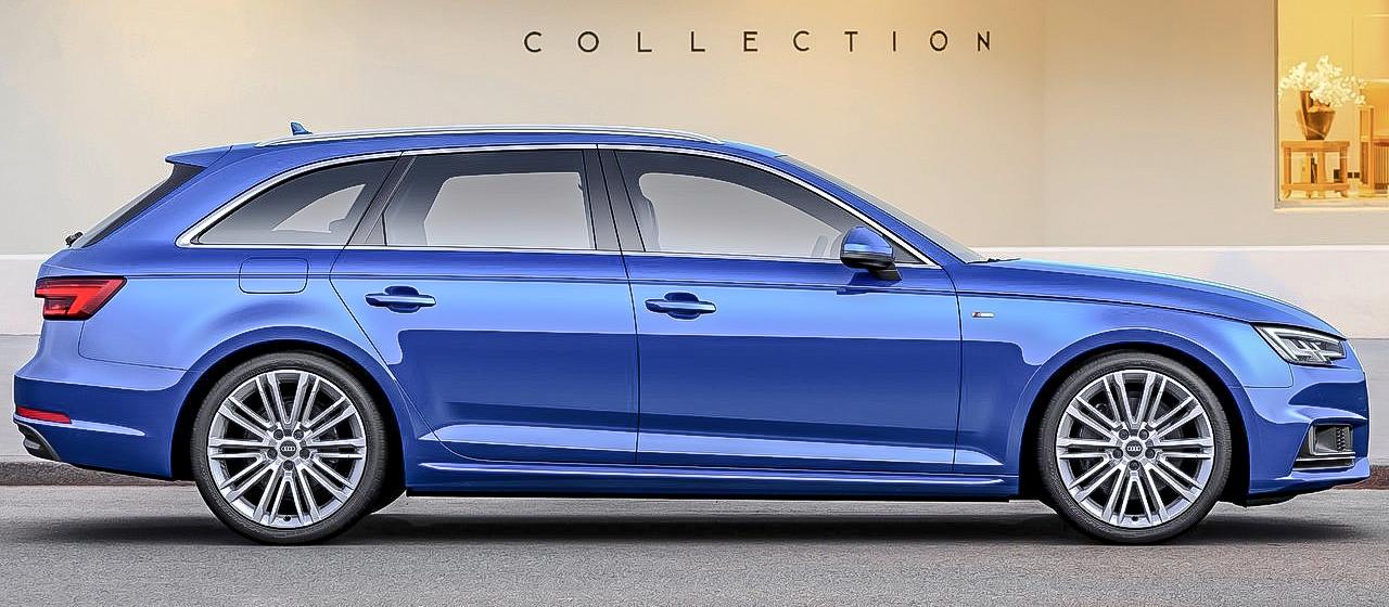 Alu kola Audi Sport