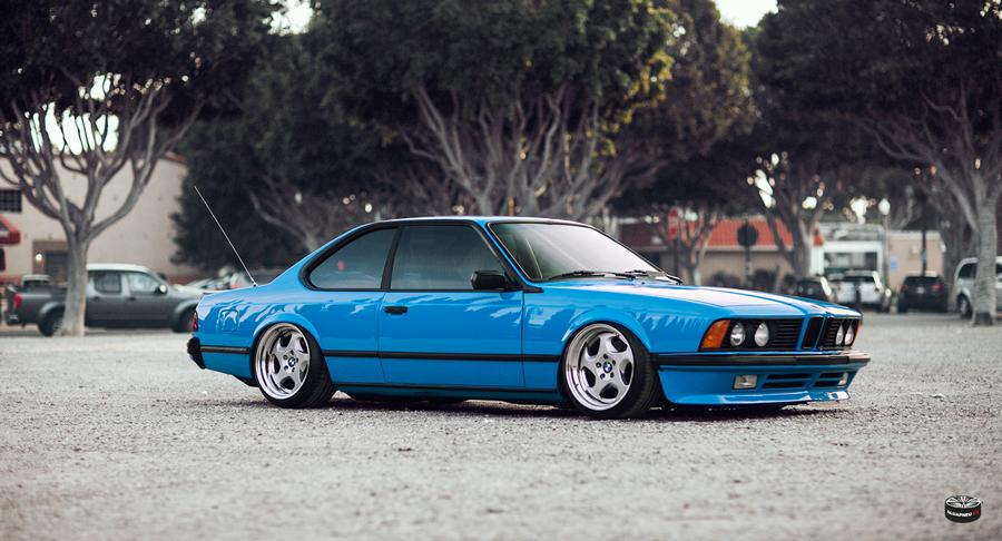 Alu kola BMW E24