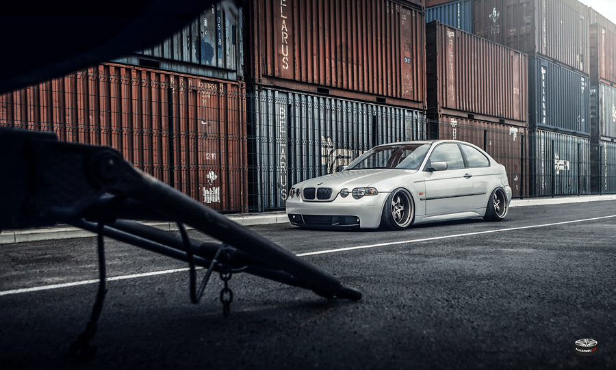 Alu kola BMW E46