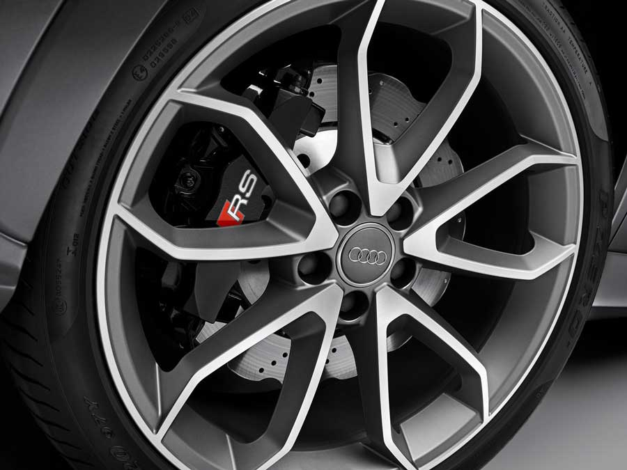 Alu kola Audi RS Q3