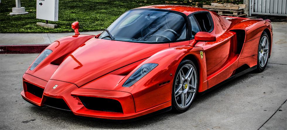 Alu kola Ferrari Enzo