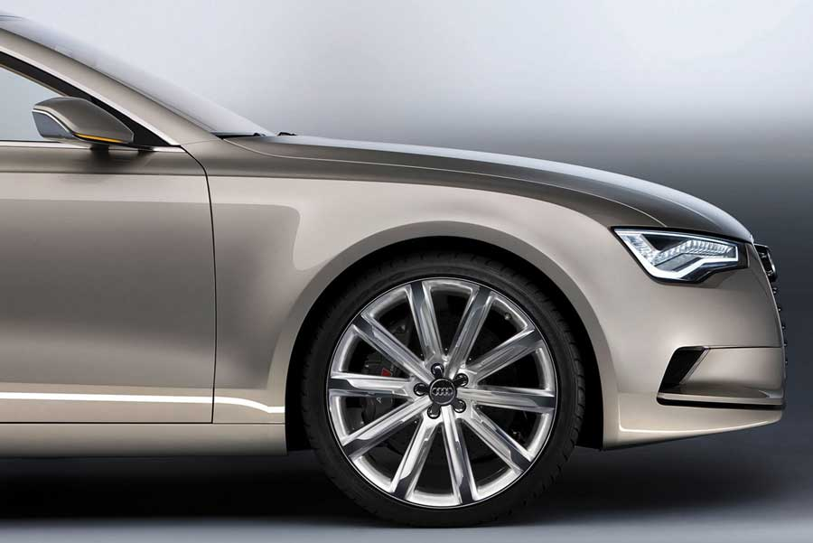 Alu kola Audi Sportback