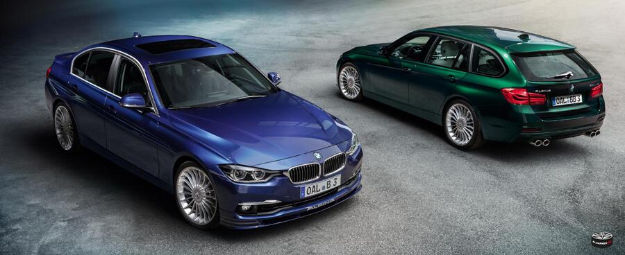 Alu disky BMW Alpina