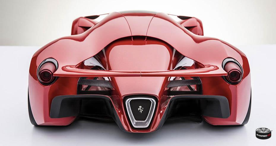 Alu kola Ferrari