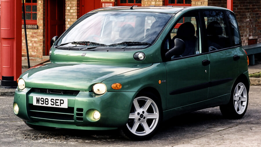 Alu kola Fiat Multipla