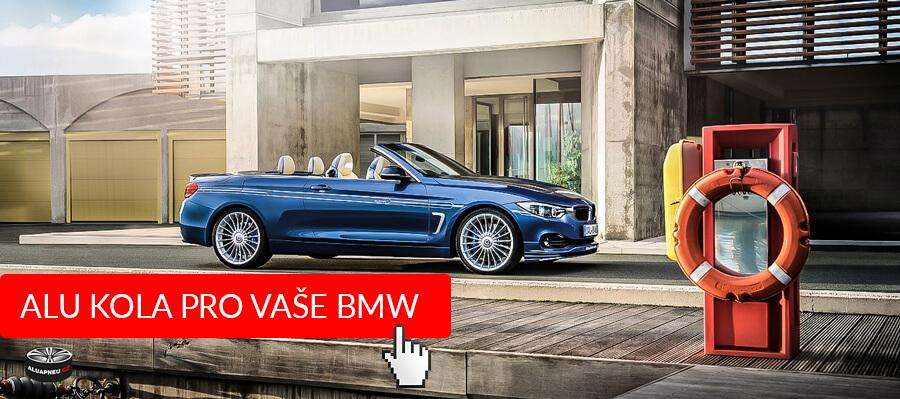 Alu kola pro Vaše BMW