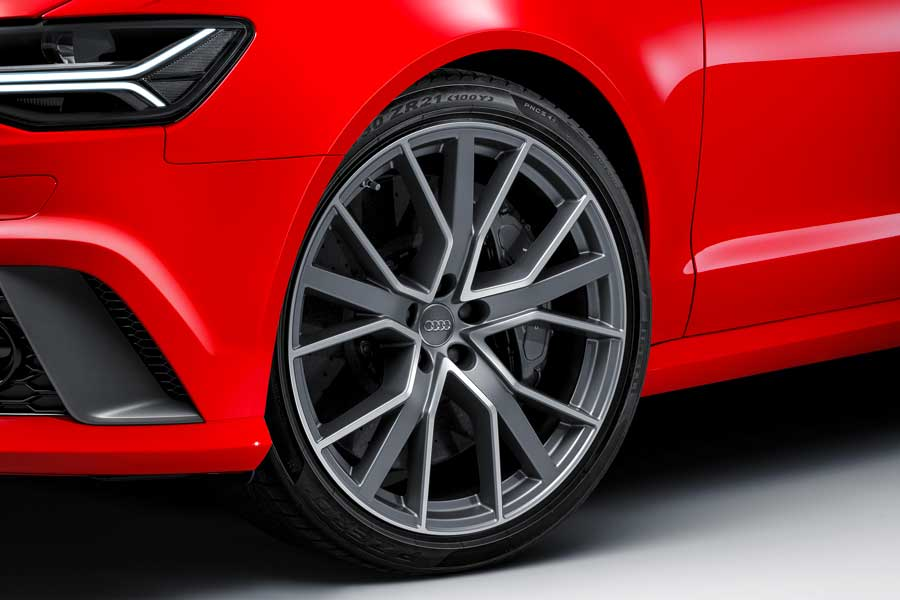 Hliníková kola Audi RS6 Avant