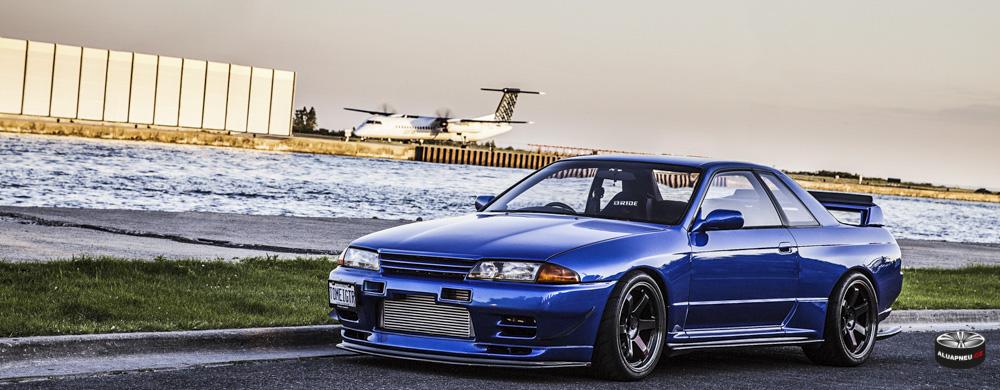 Alu kola  Nissan R32