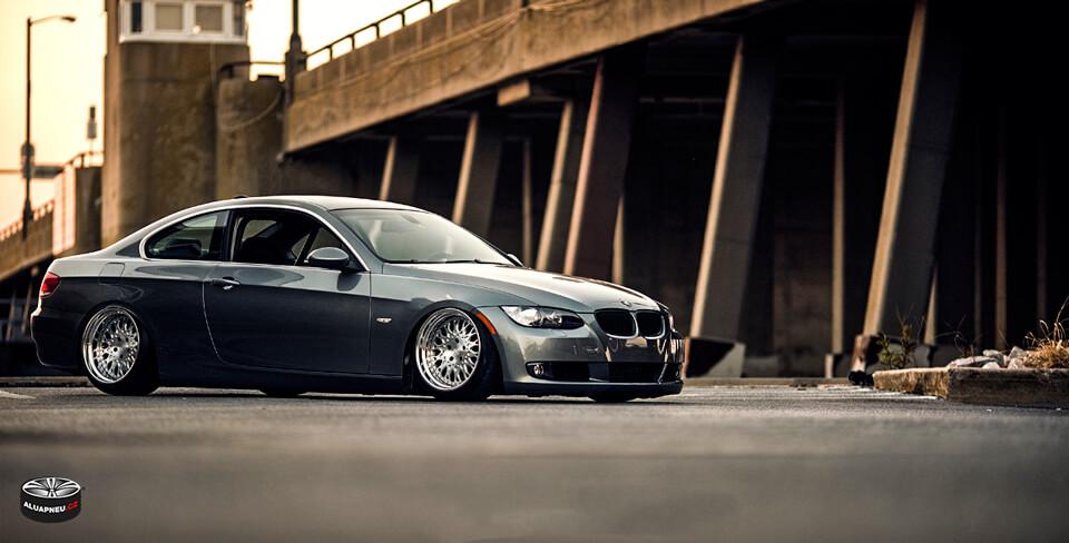 Límcová Alu kola BMW