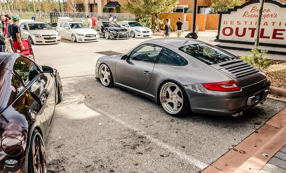 Límcová alu kola Porsche