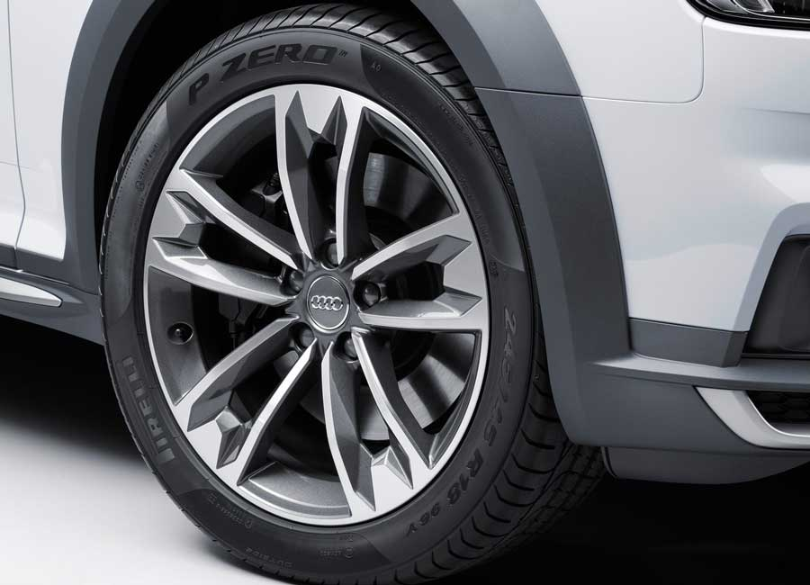 Litá kola Audi A4 Allroad