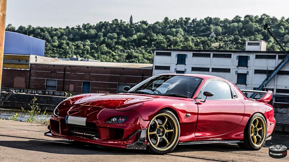 Alu kola Mazda RX7