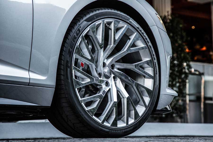 Originální Alu kola Audi