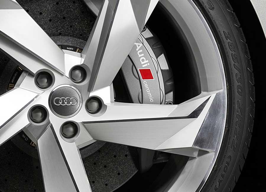 Originální alu disky Audi