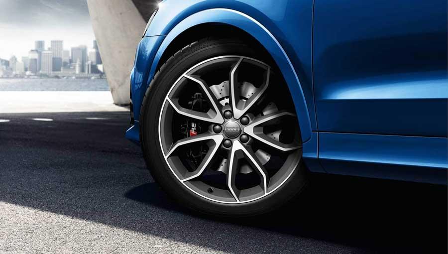 Originální alu kola Audi Q3