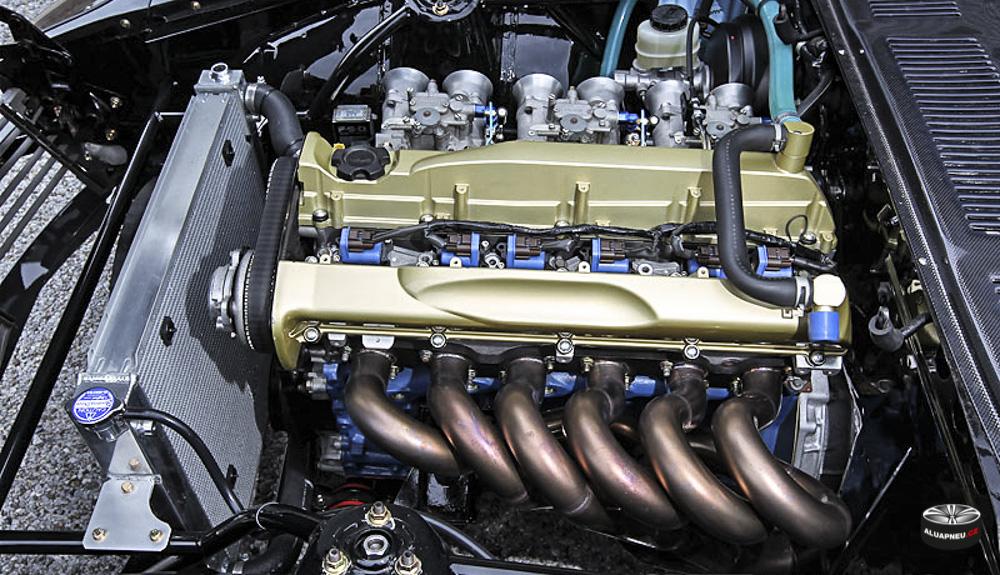 Alu kola  Nissan RB30