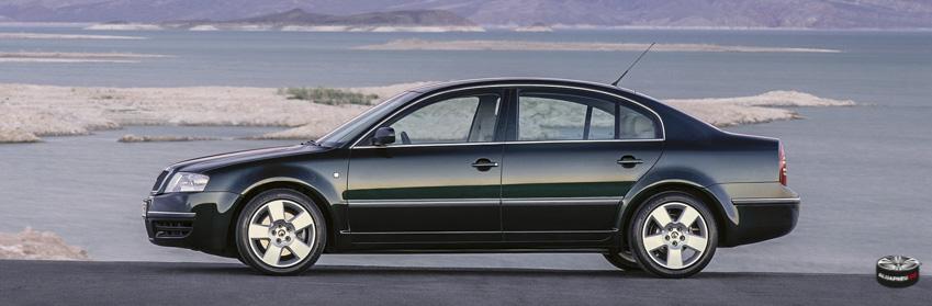 Alu kola Škoda superb