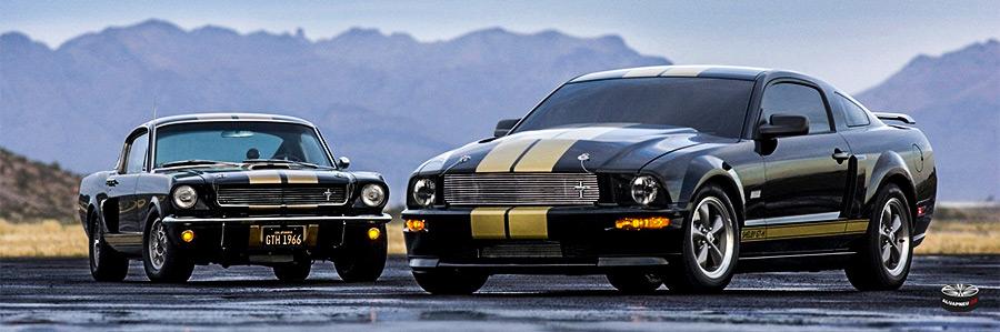Alu kola Ford Mustang
