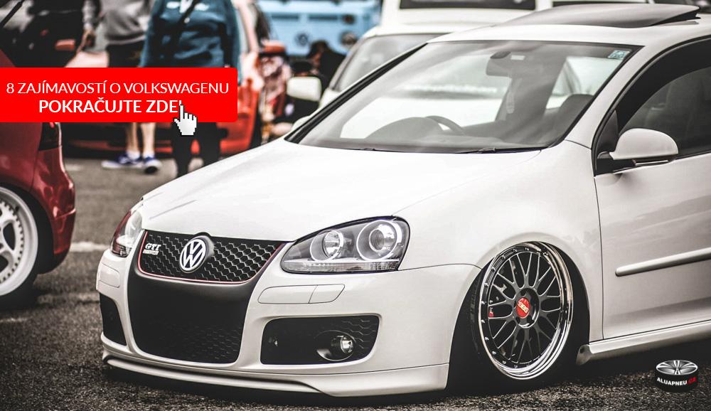 Alu kola Volkswagen