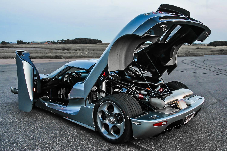 Alu kola Koenigsegg CCX AluaPneu.cz