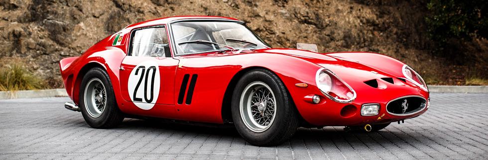 Alu kola Ferrari 250 GTO