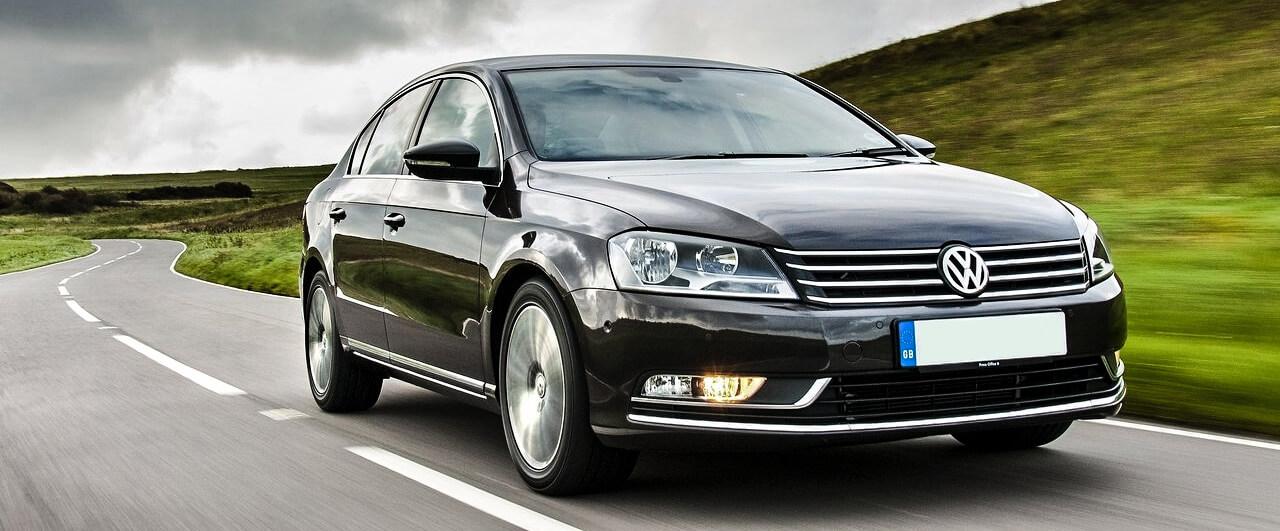 Alu kola Volkswagen Passat 2010