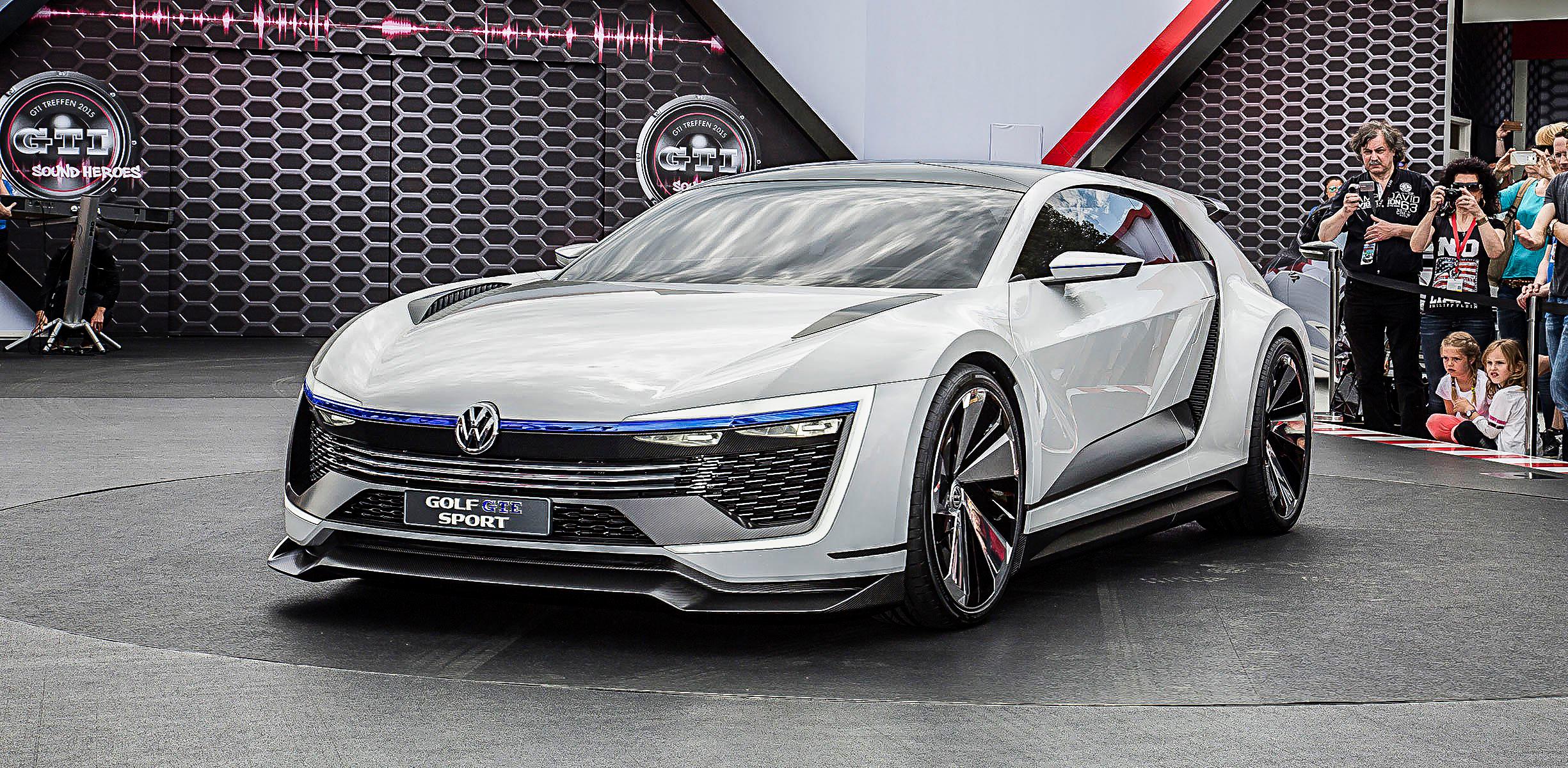Alu kola Volkswagen Golf Gte