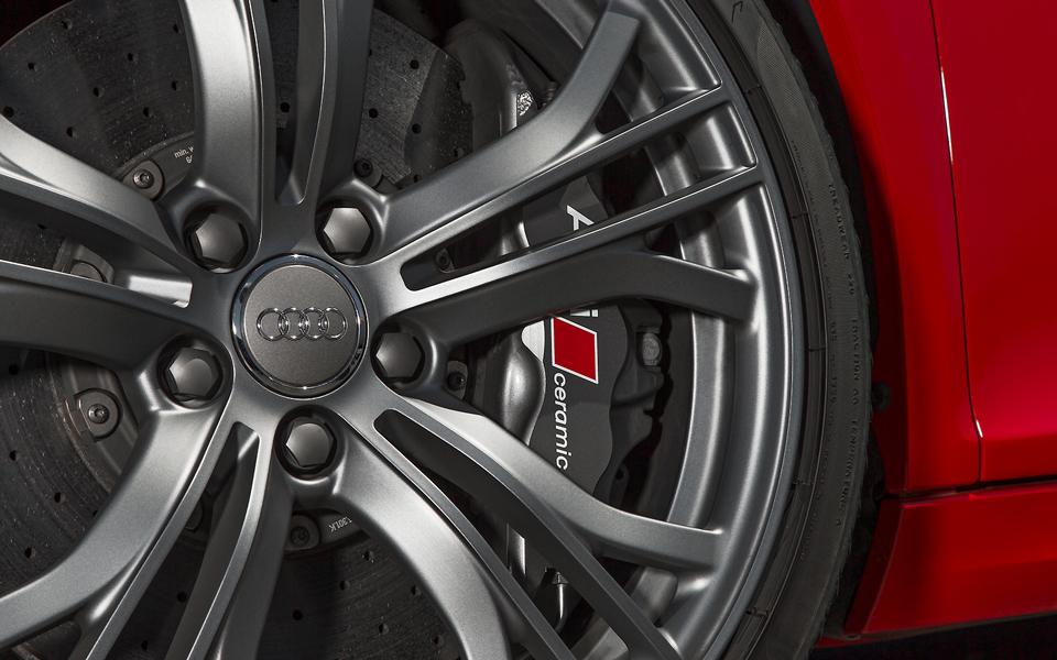 Hliníková kola Audi