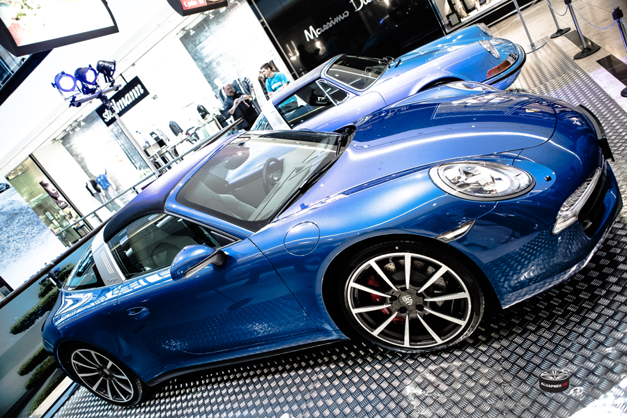 Originální alu kola Porsche