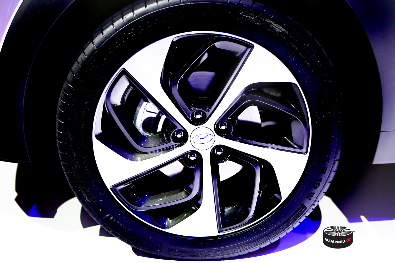 Alu kola Hyundai
