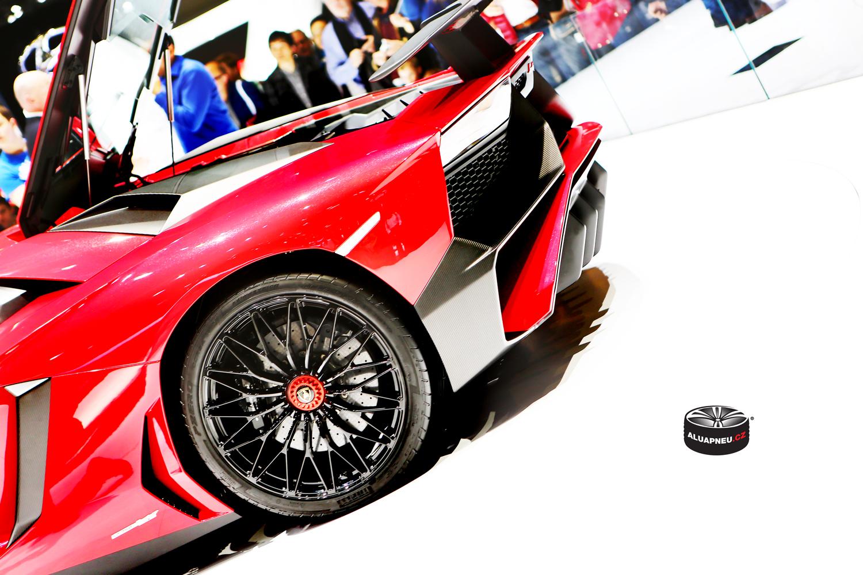 Alu kola Lamborghini
