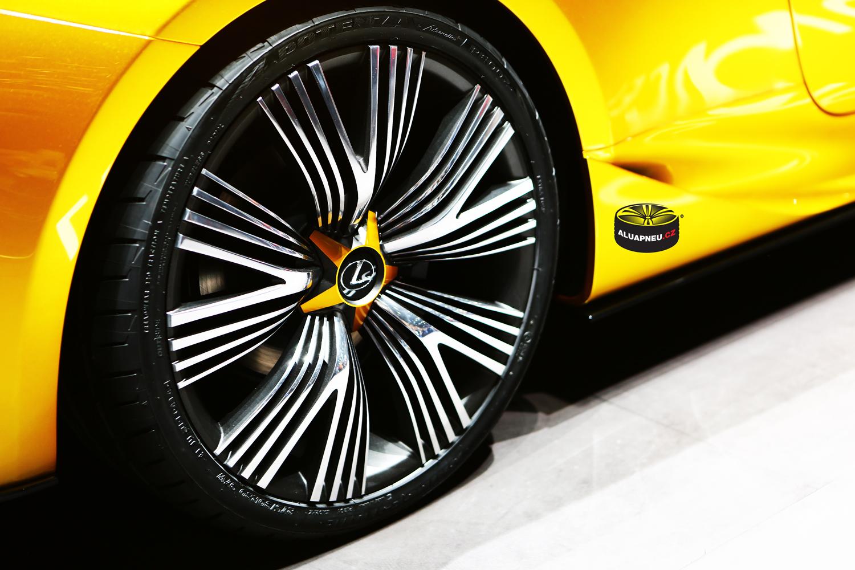 Alu kola Lexus