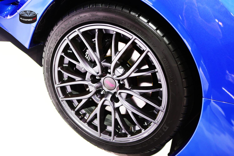 Alu kola Subaru