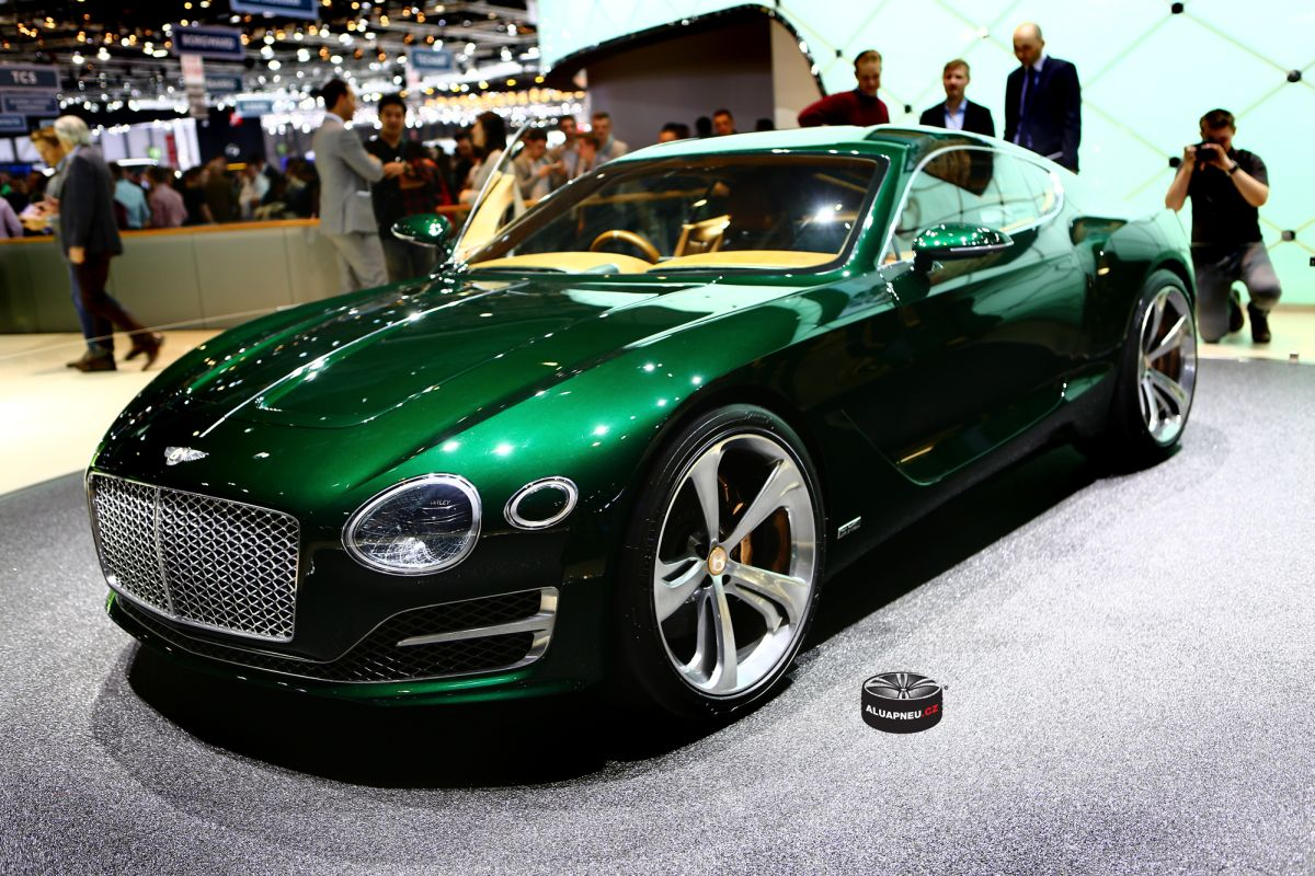 Bentley Exp Speed 10