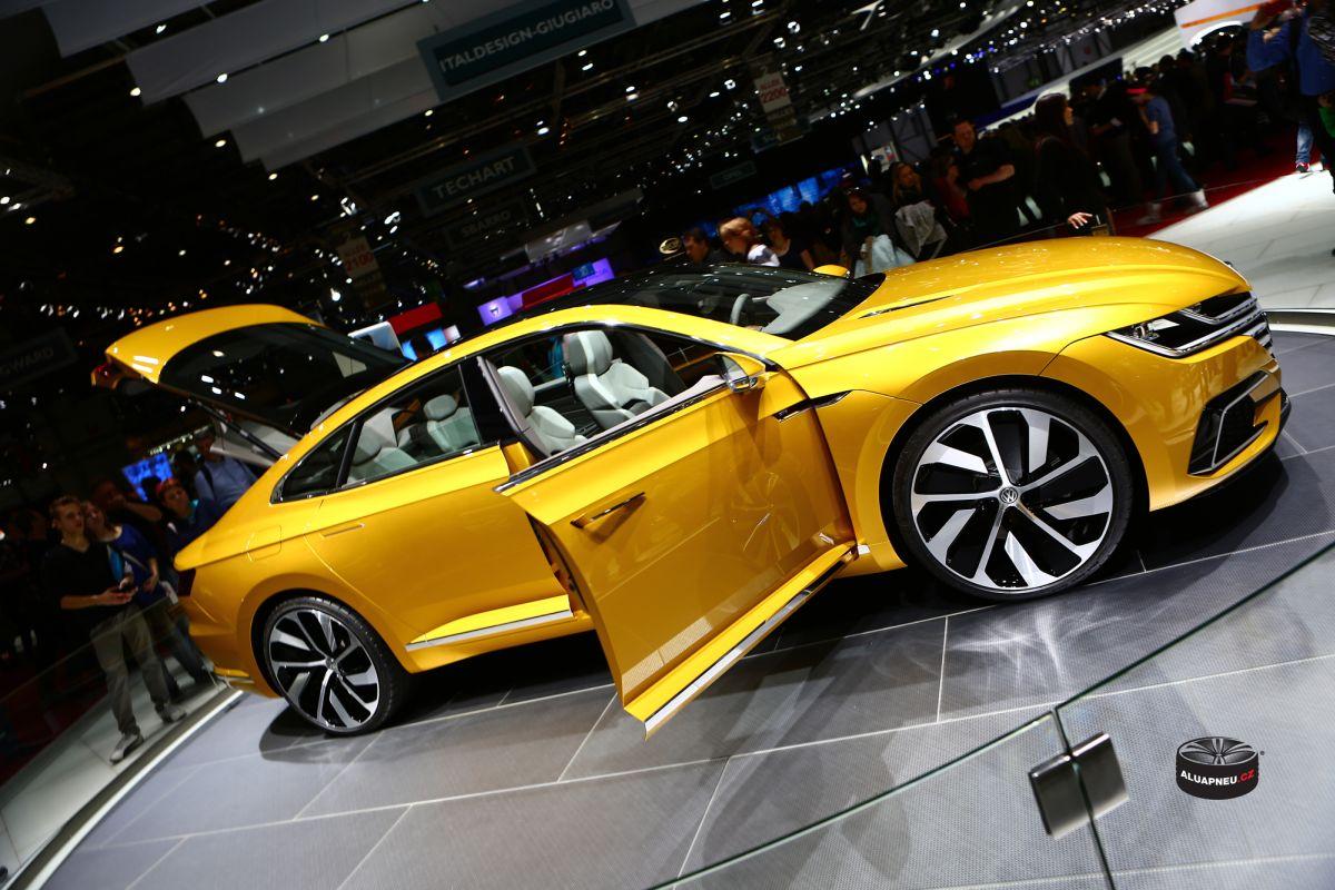 Alu kola VW Sport