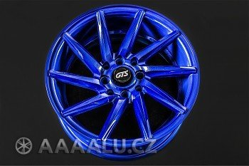 GTS wheels BLUE