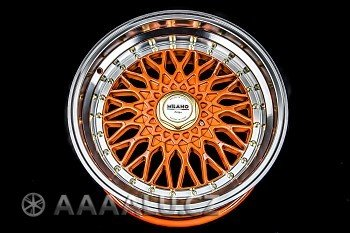 MILANO DESIGN model RICCARDO ORANGE LIMITED