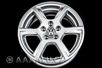 Originální alu kola Volkswagen 0017