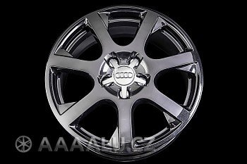 Originální alu kola Audi 0056 black