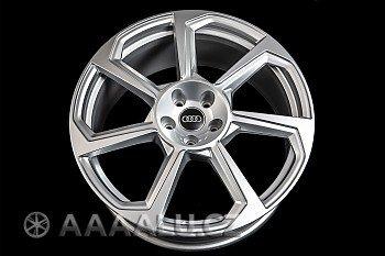 Originální alu kola Audi 0084 silver