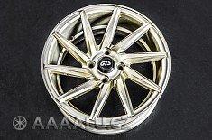 GTS wheels GOLD