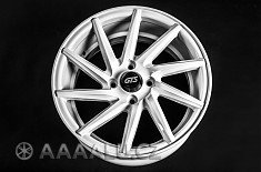 GTS wheels WHITE