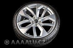 Originální alu kola Audi Rs4 Rs5 0076 + Continental