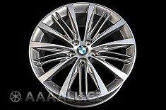 ORIGINÁLNÍ ALU KOLA BMW STYLE 463