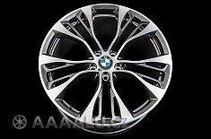 ORIGINÁLNÍ ALU KOLA BMW STYLE 599