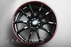 ADVAN RACING RZ BLACK