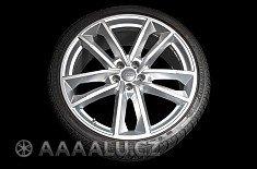 Originální alu kola Audi S8 0083 + Dunlop