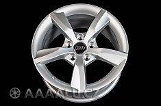 Originální alu kola Audi 0086 silver